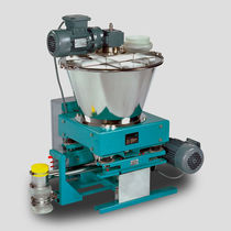 Vibrating feeder / volumetric / gravimetric / vertical