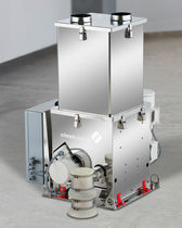 Gravimetric loss-in-weight feeder / volumetric / for the food industry / continuous