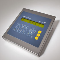 Platform scale weight indicator / stainless steel