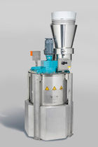 In-line feeder / gravimetric / centrifugal / for bulk materials