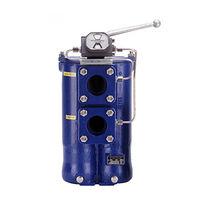 Water filter / hydraulic / basket / duplex