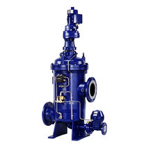 Pressure filtration unit / for water