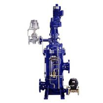 Pressure filtration unit / air / for water