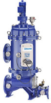 Pressure filtration unit / for seawater / for water