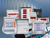 Digital multimeter / DIN rail / voltage / current