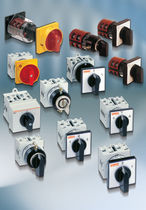 Cam switch / multipolar / safety / electromechanical