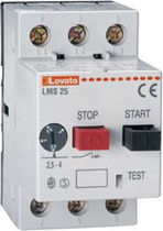 AC circuit breaker / manual reset / molded case