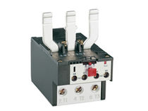 Thermal protection relay / automatic reset / three-phase / contactor mount