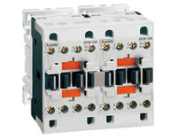 Reversing contactor / electromagnetic / DC / AC