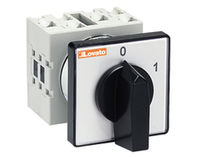 Cam switch / safety / multipolar / IP65