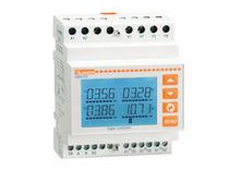 Digital multimeter / DIN rail