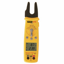 Continuity tester / resistance / for electrical installations / non-contact