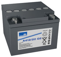 Lead-acid gel battery / stationary