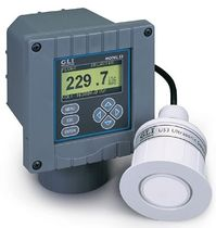Ultrasonic flow meter / for liquids / insertion / open-channel