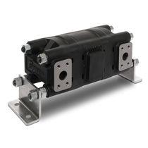 Gear flow divider