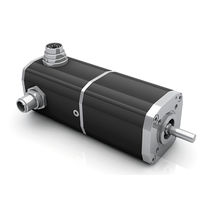 Brushless motor / DC / brushed / 24V