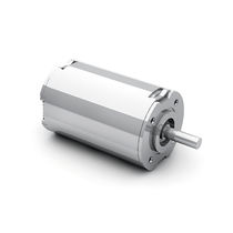 Brushless motor / DC / 24V / 12V