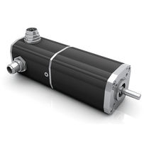 DC motor / brushless / 24V / 12V