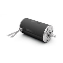 Brushless motor / DC / 24V / with gearbox