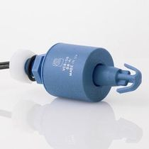 Magnetic float level switch / for liquids / top-mounted / compact