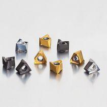 Milling insert for stainless steel