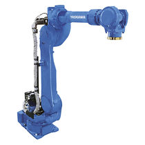 Articulated robot / 5-axis / palletizing / floor-mounted