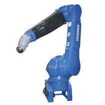 Articulated robot / 6-axis / painting / floor-mounted