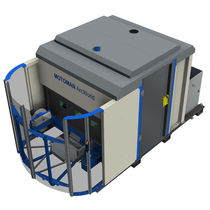 Robotic arc welding cell / for machine tools / for small parts / high-flexibility