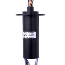 Capsule slip ring / high-current