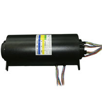 Custom slip ring / for spray irrigation machines / rugged