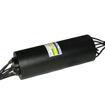 Solid-shaft slip ring / for measurement instruments / multi-channel