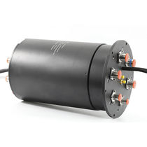 Electric slip ring / CAN bus / PROFIBUS / blind-shaft