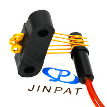 Sub-assembly slip ring / standard / with gold contacts