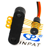 Sub-assembly slip ring / with gold contacts / standard
