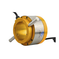 Through-bore slip ring / for cranes