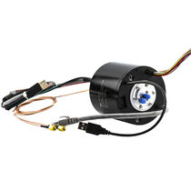 Electric slip ring / Ethernet / PROFIBUS / CAN bus