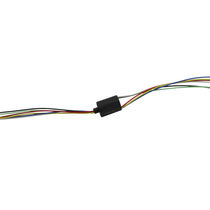 Capsule slip ring / miniature