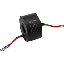 Sensor electrical slip ring