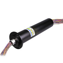 Serial slip ring / capsule / analog / compact