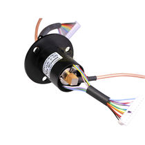 Electric slip ring / capsule / digital / analog