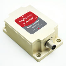 2-axis inclinometer / digital / analog / RS-485