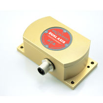 2-axis inclinometer / digital / high-precision