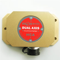 2-axis inclinometer / analog / MEMS / high-precision