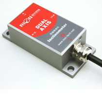 2-axis inclinometer / digital / RS-485 / high-precision