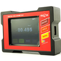 Single-axis inclinometer / digital / USB / MEMS