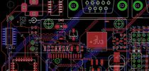 PCB design software / engineering