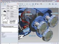 CAD software / simulation / 3D