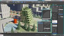 Modeling software / animation / 3D