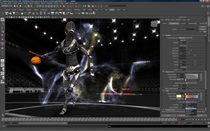 Simulation software / modeling / animation / 3D