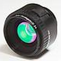Telecentric camera objective / CCD camera / machine vision